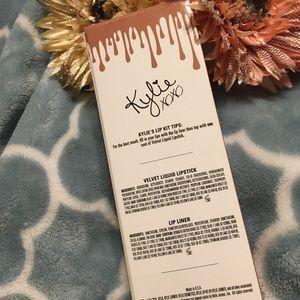 Kylie Cosmetics Makeup - Kylie Cosmetics Velvet Liquid Lip Kit